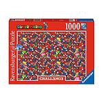 Nintendo - Puzzle Challenge Super Mario Bros (1000 pièces)
