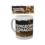 Dungeons & Dragons - Mug Tiamat