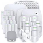 Alarme maison Ajax StarterKit blanc - Kit 9