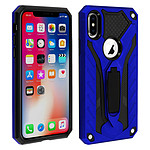 Avizar Coque Bleu Série Pahntom pour Apple iPhone X , Apple iPhone XS