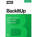 Nero BackItUp - Licence perpétuelle - 1 poste - A télécharger