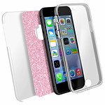 Avizar Coque Rose pour Apple iPhone 6 Plus , Apple iPhone 6S Plus