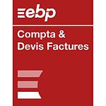 EBP Compta & Devis Factures ACTIV - Licence perpétuelle - 1 poste - A télécharger