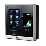 ZKTeco Lecteur Biométrique Ip Avec écran Tactile Et Entrées Auxiliaires ZKT_SF420-BK