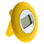 Thermomètre d'intérieur jaune - Otio