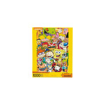 Nickelodeon - Puzzle Cast (1000 pièces)