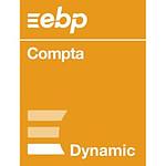 EBP Compta DYNAMIC - Licence 1 an - 1 poste - A télécharger