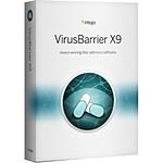 Intego VirusBarrier X9 - Licence 1 an - 3 postes - A télécharger