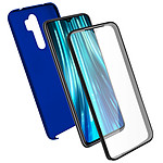 Avizar Coque Bleu pour Xiaomi Redmi Note 8 Pro