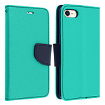 Avizar Etui folio Vert pour Apple iPhone 7 , Apple iPhone 8 , Apple iPhone SE 2020