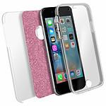 Avizar Coque Rose pour Apple iPhone 6 , Apple iPhone 6S