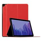 Mobilis Coque de protection folio Samsung Galaxy Tab A7 10.4 2020 Rouge