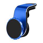 Avizar Support voiture Bleu pour Tous les smartphones