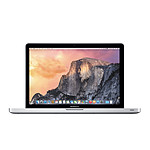 "Apple MacBook Pro (2012) 15"" (MD104LL/A) - Reconditionné"