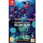 Subnautica et Subnautica Below Zero (SWITCH)