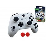 Subsonic Kit de customisation pour manette Xbox One Blanc