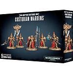 Warhammer 40k - Adeptus Custodes Custodian Wardens