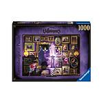 Disney Villainous - Puzzle Blanche-Neige Mauvaise Reine (1000 pièces)