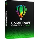 CorelDRAW Graphic Suite 2020 - Licence perpétuelle - 1 poste - A télécharger - PROMO 200 € remboursés !