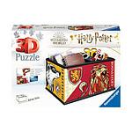 Harry Potter - Puzzle 3D Boite de rangement (216 pièces)