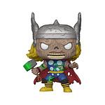 Marvel - Figurine POP! Zombie Thor 9 cm