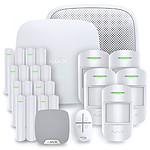 Ajax Alarme maison StarterKit Plus blanc  Kit 6