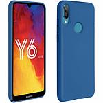 Avizar Coque Bleu pour Honor 8A , Huawei Y6 2019 , Huawei Y6S , Honor 8A 2020