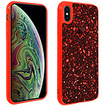 Avizar Coque Rouge pour Apple iPhone XS Max