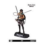L'Attaque des Titans - Figurine Color Tops Eren Jaeger 18 cm