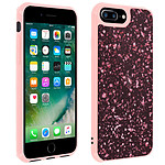 Avizar Coque Rose pour Apple iPhone 7 Plus , Apple iPhone 8 Plus