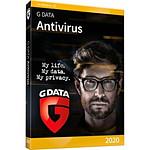 G DATA Antivirus - Licence 1 an - 3 postes - A télécharger