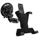 Avizar Support voiture Noir pour Toutes les Tablettes avec une largeur comprise entre 145-282 mm