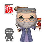 Harry Potter - Figurine Super Sized POP! Dumbledore 25 cm
