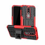 Lapinette Coque Anti Choc Pour Nokia 4.2 Modèle Spider Rouge