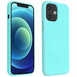 Avizar Coque Turquoise pour Apple iPhone 12 Mini