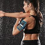 Avizar Brassard sport Bleu pour Tous les smartphones de 155 mm de longueur et 95 mm de largeur maximum