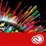 Adobe Creative Cloud all Apps - Etudiants et Enseignants - Licence 1 an - 1 poste - A télécharger