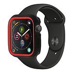 Avizar Coque Rouge pour Apple Watch 6 / SE / 5 / 4 / 3 / 2 / 1(42 / 44 mm)