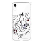 LA COQUE FRANCAISE Coque iPhone Xr 360 intégrale transparente Sur les Toits de Paris Tendance