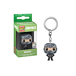 Fortnite - Porte-clés Pocket POP! Havoc 4 cm