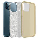 Avizar Coque Dorée pour Apple iPhone 12 Pro Max