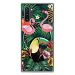 1001 Coques Coque silicone gel Samsung Galaxy Note 10 Plus motif Tropical Toucan