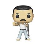 Queen - Figurine POP! Freddie Mercury Radio Gaga 9 cm