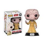 Star Wars Episode VIII - Figurine POP! Bobble Head Supreme Leader Snoke 9 cm