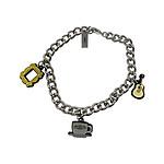 Friends - Bracelet Charm avec pendentifs Limited Edition