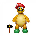 World of Nintendo - Figurine Cappy Hammer Bro with Hammer 10 cm
