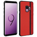 Avizar Coque Rouge pour Samsung Galaxy S9