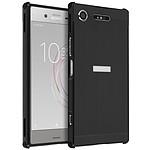 Avizar Coque Noir pour Sony Xperia XZ1