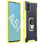Avizar Coque Jaune pour Samsung Galaxy A51