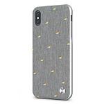 MOSHI  Coque Vesta iPhone Xs Max  gris